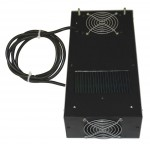 Heat Exchanger Counter Flow HE-CF 700 Back Bottom