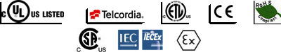 Certifications Held By Ice Qube