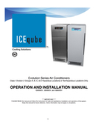 EV Series Operation Manual