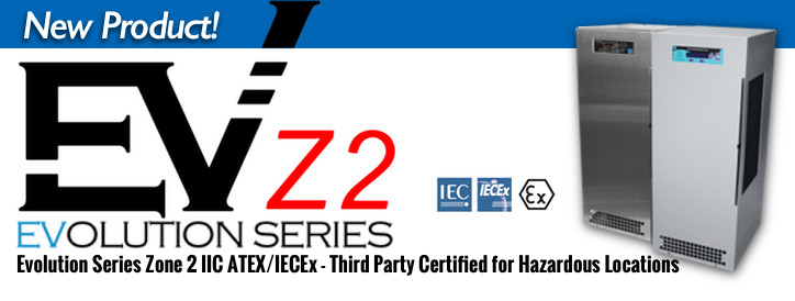 Evolution Series Zone 2 IIC ATEX/IECEx