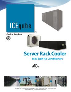 Server Rack Cooler